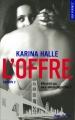 Couverture L'offre Editions Hugo & cie (New romance) 2016