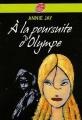 Couverture A la poursuite d'Olympe Editions Le Livre de Poche (Jeunesse) 2008