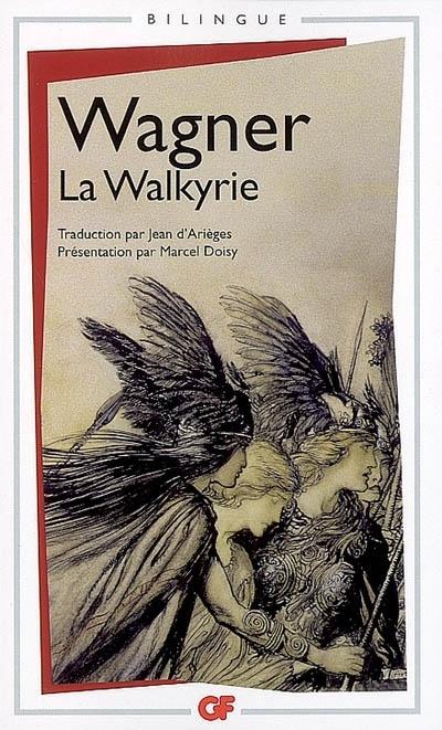 Couverture La Walkyrie