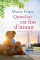 Couverture L'Île de Gansett, tome 2 : Quand on est fou d'amour / Gansett Island, tome 2 : Folie d'amour Editions Amazon Crossing 2016
