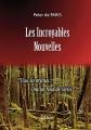 Couverture Les Incroyables Nouvelles Editions ABCD'r 2014