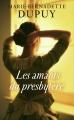Couverture Les amants du Presbytère Editions France Loisirs 2016
