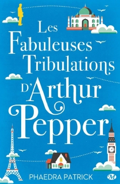 Couverture Les fabuleuses tribulations d'Arthur Pepper