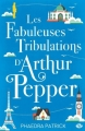 Couverture Les fabuleuses tribulations d'Arthur Pepper Editions Milady 2016