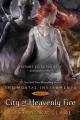 Couverture La cité des ténèbres / The mortal instruments, tome 6 : La cité du feu sacré Editions McElderry 2015