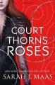 Couverture Un palais d'épines et de roses, tome 1 Editions Bloomsbury (Children's Books) 2015