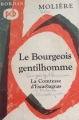 Couverture Le bourgeois gentilhomme Editions Bordas 1969