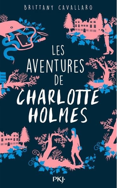 Couverture Charlotte Holmes, book 1: A Study in Charlotte