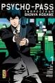 Couverture Psycho-Pass Inspecteur Shinya Kôgami, tome 1 Editions Kana (Dark) 2016