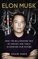 Couverture Elon Musk Editions Virgin Book 2015