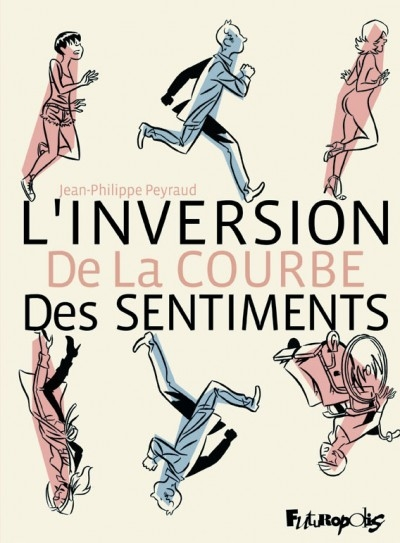 Couverture L'inversion de la courbe des sentiments