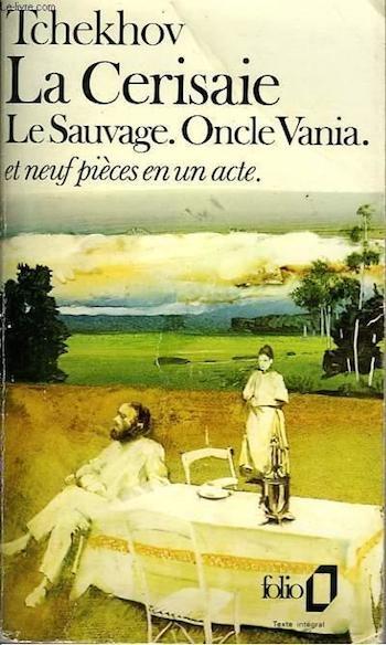 Couverture Théâtre complet, tome 2 : La cerisaie, Le sauvage, Oncle Vania et neuf pièces en un acte