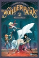 Couverture Wonderpark, tome 2 : Mégalopolis Editions Nathan 2016