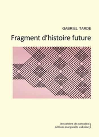 Couverture Fragment d'histoire future