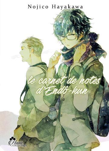 Couverture Le carnet de notes d'Endô-kun