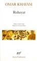 Couverture Quatrains Editions Gallimard  (Poésie) 1997