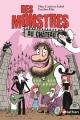 Couverture Des monstres, tome 3 : Des monstres au château Editions Nathan 2016