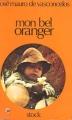 Couverture Mon bel oranger Editions Stock 1977
