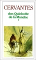 Couverture Don Quichotte, tome 1 Editions Flammarion (GF) 1969