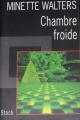 Couverture Chambre froide Editions Stock 1993