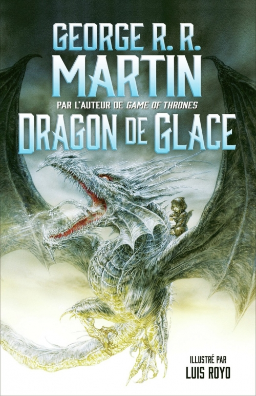 Couverture Dragon de glace