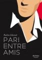 Couverture Pari entre amis, tome 1 Editions Marabout (Red Velvet) 2016