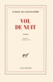 Couverture Vol de nuit Editions Gallimard  1931