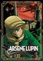 Couverture Arsène Lupin, L'aventurier, tome 4 : L'aiguille creuse : 2ème partie Editions Kurokawa 2016