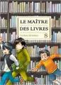 Couverture Le maître des livres, tome 08 Editions Komikku 2016