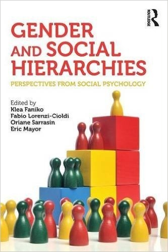 Couverture Gender and social hierarchies : Perspectives from social psychology