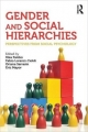 Couverture Gender and social hierarchies : Perspectives from social psychology Editions Routledge 2015