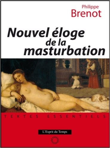 Couverture Nouvel éloge de la masturbation