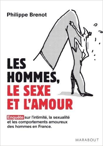Couverture Les hommes, le sexe et l'amour