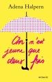 Couverture On n'est jeune que deux fois Editions Mosaïc 2016