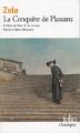 Couverture La conquête de Plassans Editions Folio  (Classique) 1991