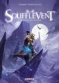 Couverture Le Soufflevent, tome 3 : Alexandrie - Dent de Parnasse Editions Delcourt (Jeunesse) 2016