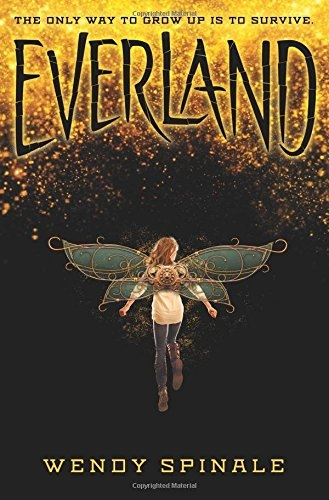 Couverture Everland, book 1