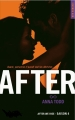 Couverture After, intégrale, tome 4 : After we rise Editions France Loisirs 2015