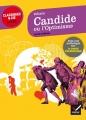 Couverture Candide / Candide ou l'Optimisme Editions Hatier (Classiques & cie - Lycée) 2015