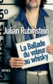 Couverture La ballade du voleur au whisky Editions Sonatine (Thriller/Policier) 2014