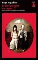 Couverture Le Dévouement du suspect X Editions Babel (Noir) 2012