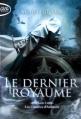 Couverture Le dernier royaume, tome 1 : Les cendres d'Auranos Editions Michel Lafon (Poche) 2016