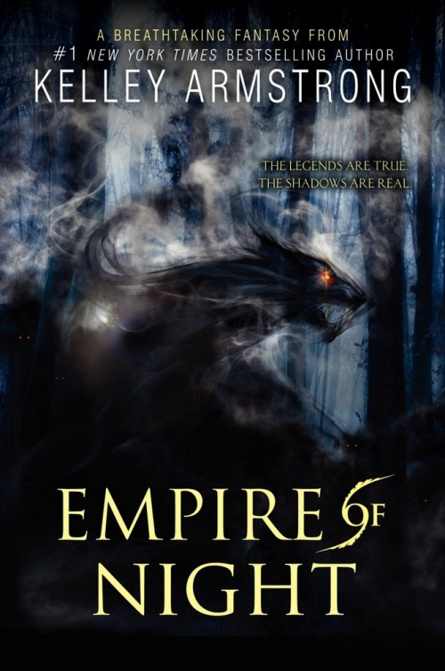 Couverture Age of Legends, book 2: Empire of Night