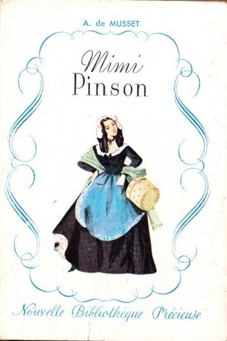 Couverture Mimi Pinson