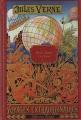 Couverture Voyage lunaire, tome 2 : Autour de la lune Editions Delville (Hetzel) 2000