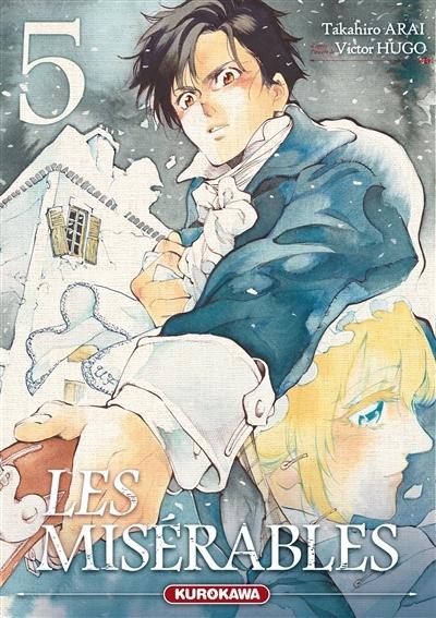 Couverture Les Misérables (manga), tome 5