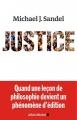 Couverture Justice Editions Albin Michel 2016