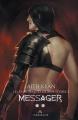 Couverture Les chroniques de Ren, tome 2 : Messager Editions MxM Bookmark (Imaginaire) 2016