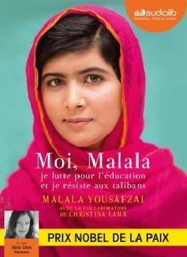 Couverture Moi, Malala (Lamb)
