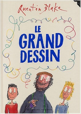 Couverture Le Grand Dessin